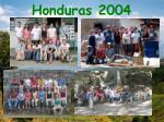 honduras 20049