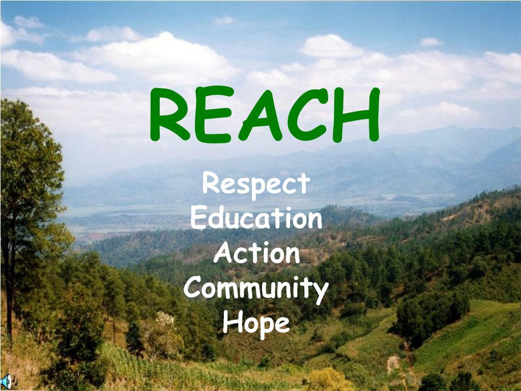 reach l.