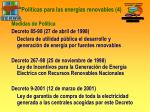 pol ticas para las energ as renovables 4