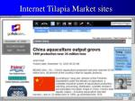 internet tilapia market sites