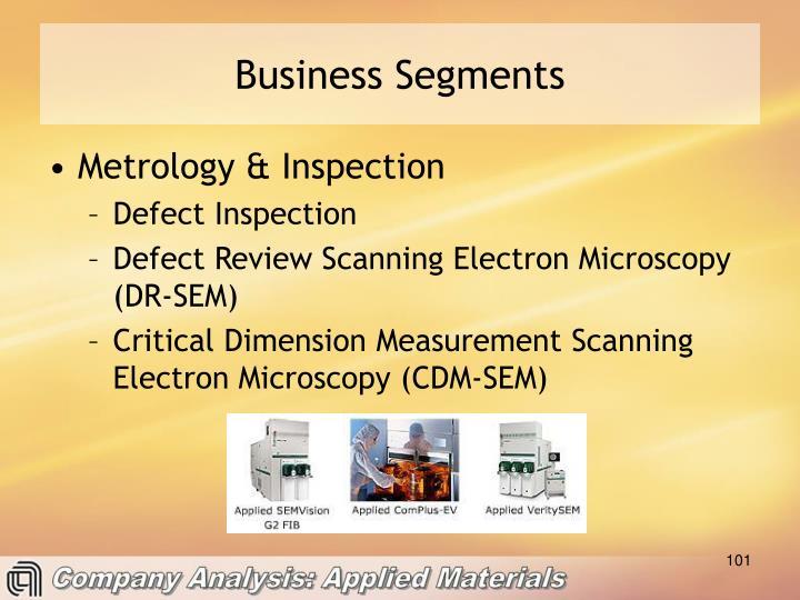 Business Segments