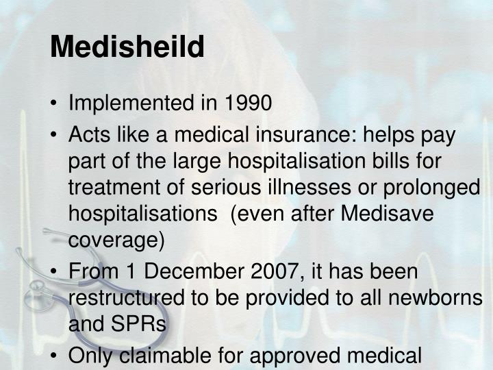 Medisheild