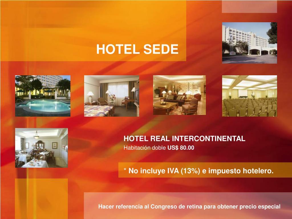 HOTEL SEDE