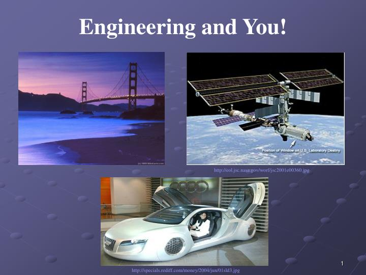 engineering and you n.