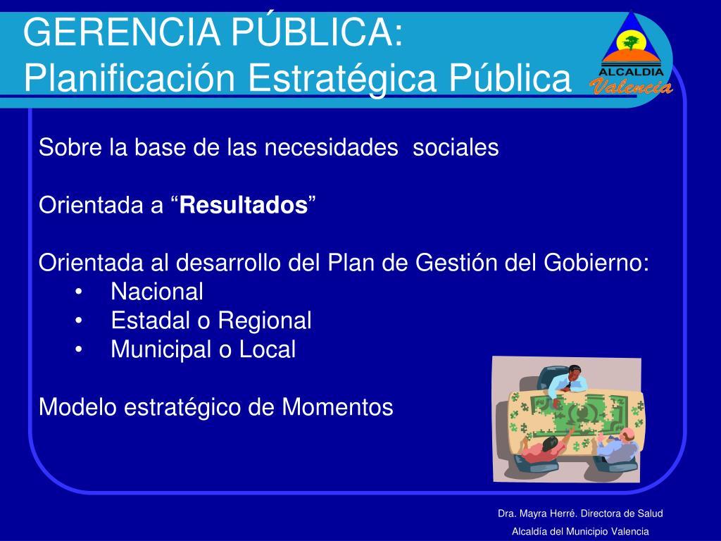 Ppt Gerencia Pública Powerpoint Presentation Free
