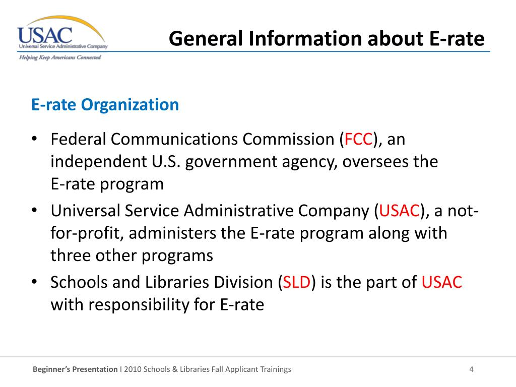 Federal Communications Commission (