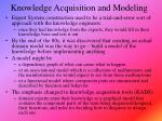 knowledge acquisition and modeling