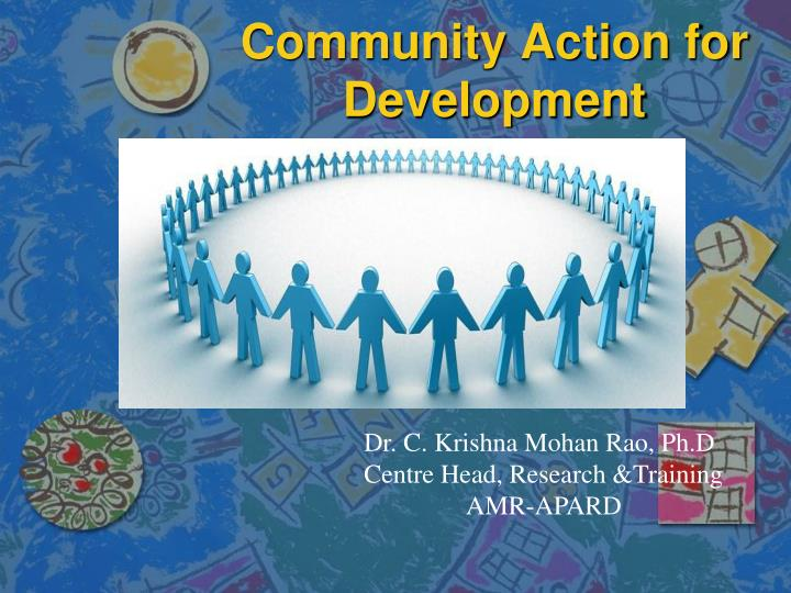 community action for development n.