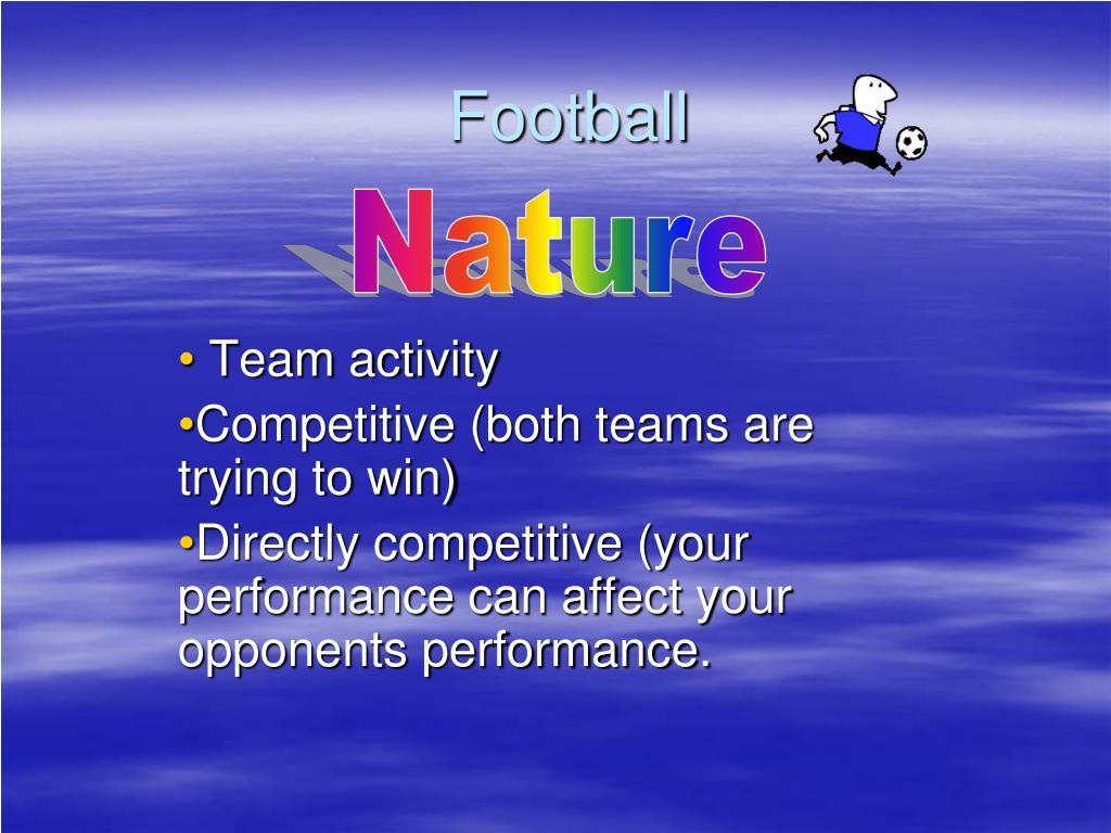 football l.