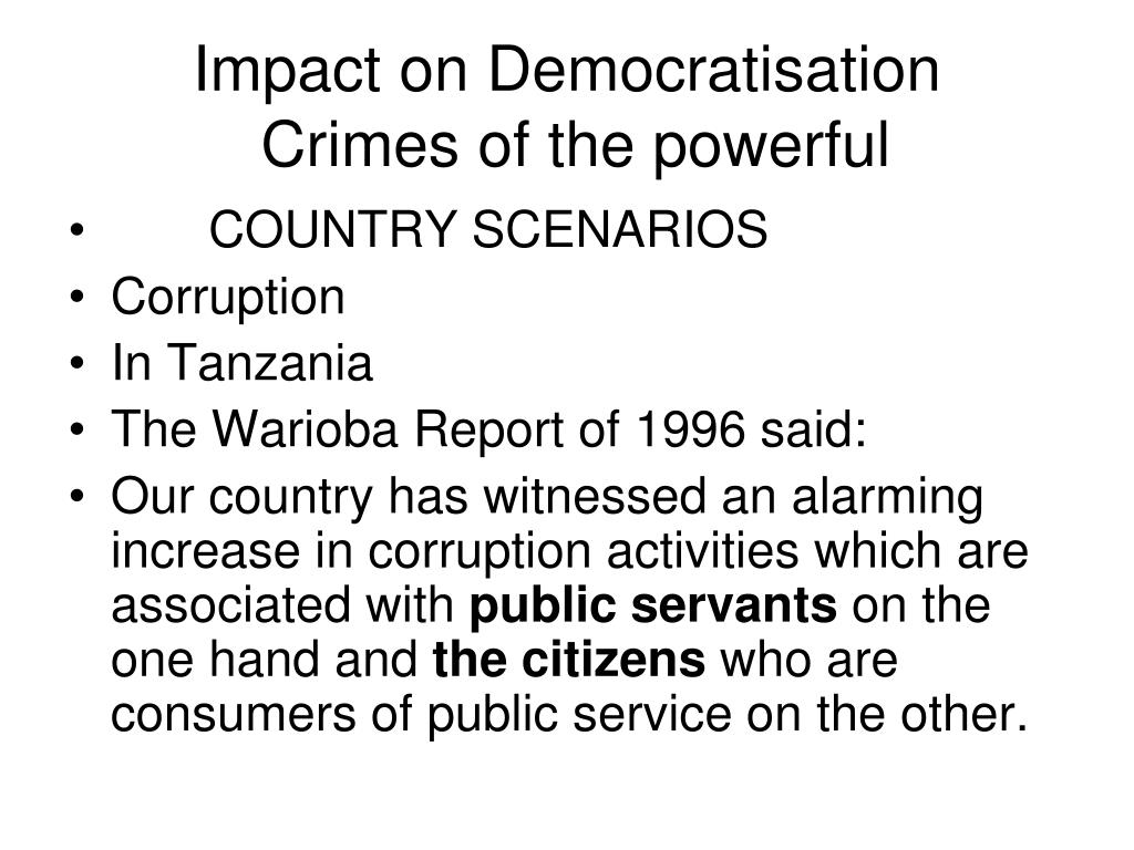 crimes of the powerful Of the incidence of 'crimes of the powerful', as part of the current 'boom' in state-funded criminological knowledge.