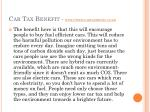 car tax benefit http www cartaxprices co uk3