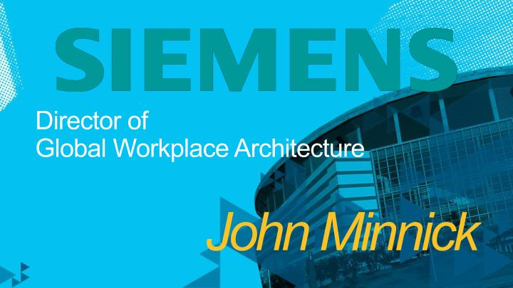 director of global workplace architecture n.