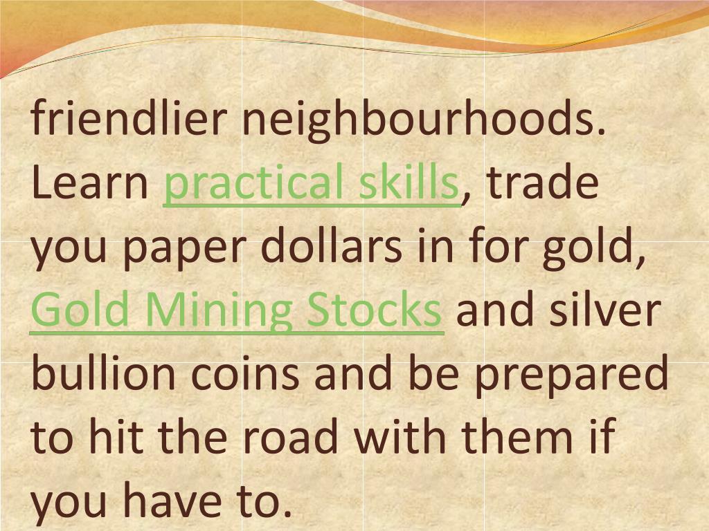 friendlier neighbourhoods. Learn