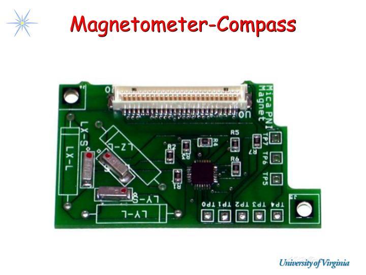 Magnetometer-Compass