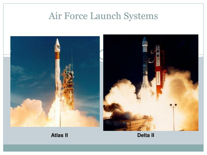 Air Force Launch Systems
