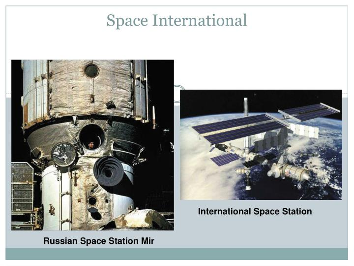 Space International