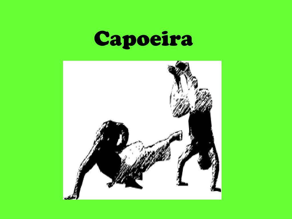 capoeira l.