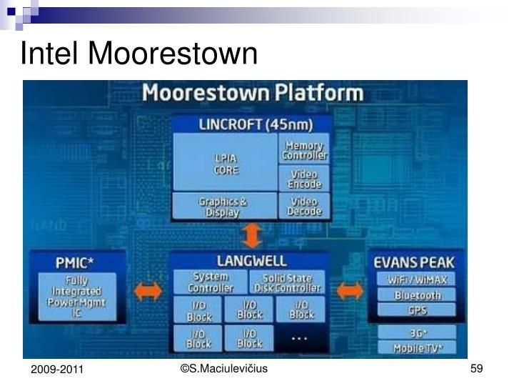 Intel Moorestown