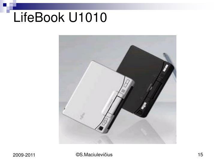 LifeBook U1010