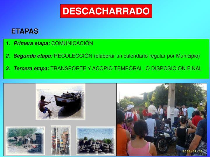 DESCACHARRADO