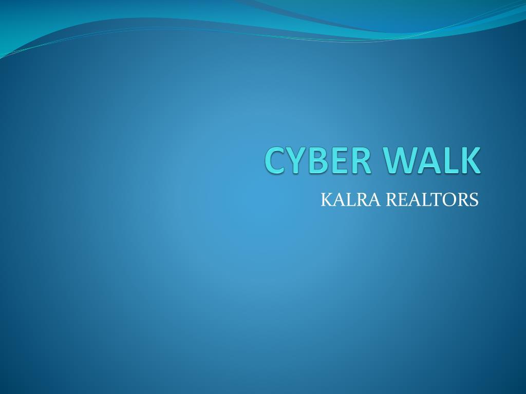 cyber walk l.