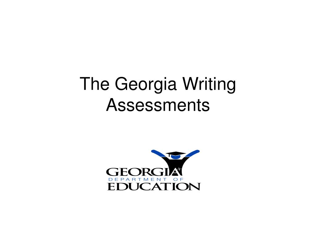 the georgia writing assessments l.