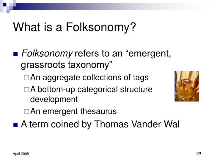 What is a Folksonomy?