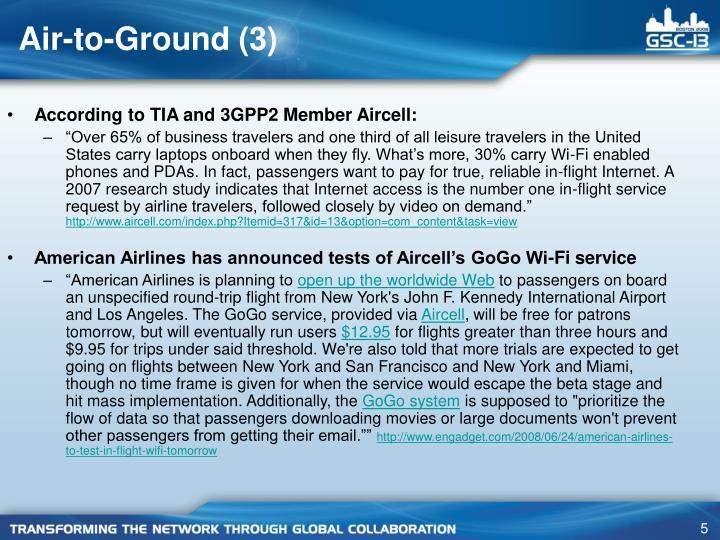 Air-to-Ground (3)