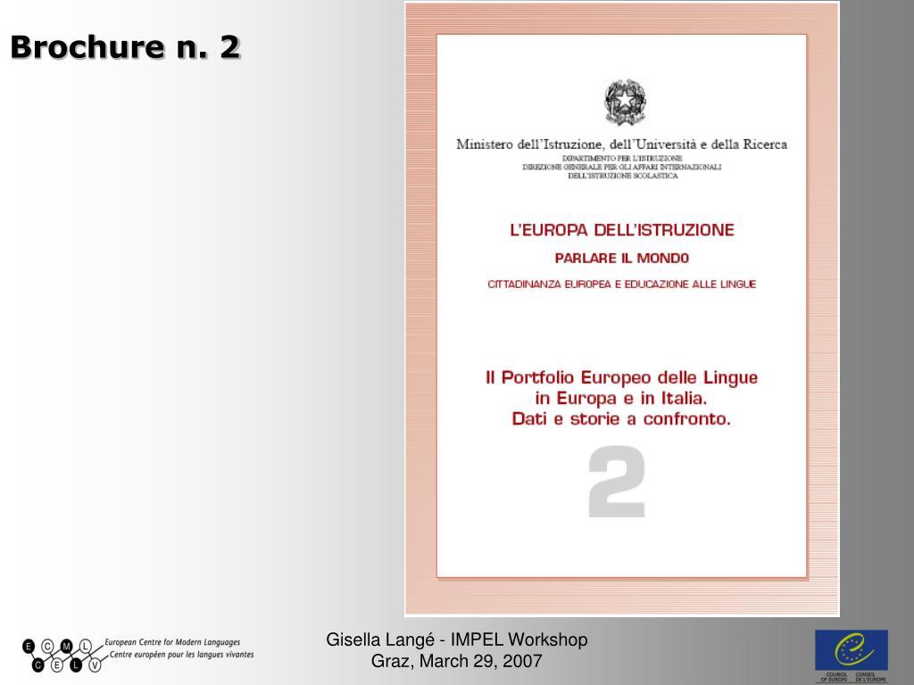 Brochure n. 2