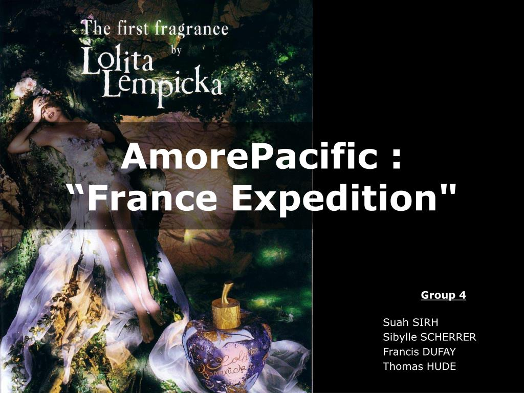 amorepacific france expedition l.