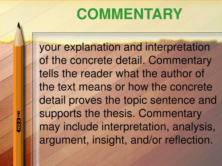 interpretation of the text Text interpretation is an open-ended reading, potentially unlimited elucidation of a text different readers stress different points in a literary text offering his/her interpretation similarity or difference in ideological, aesthetic, psychological, emotional properties/qualities of the author and the reader leads.