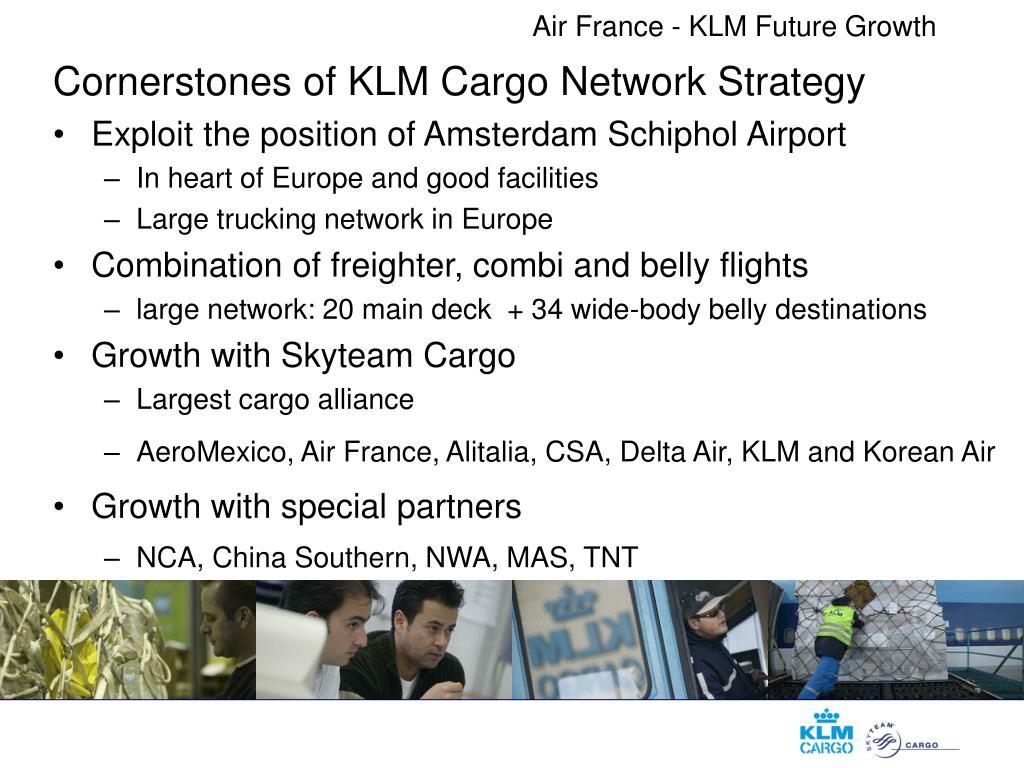 Air France - KLM Future Growth