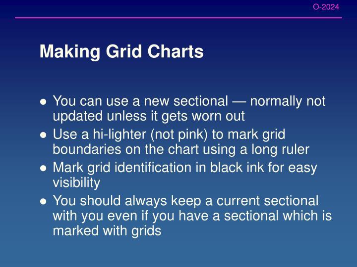 Making Grid Charts