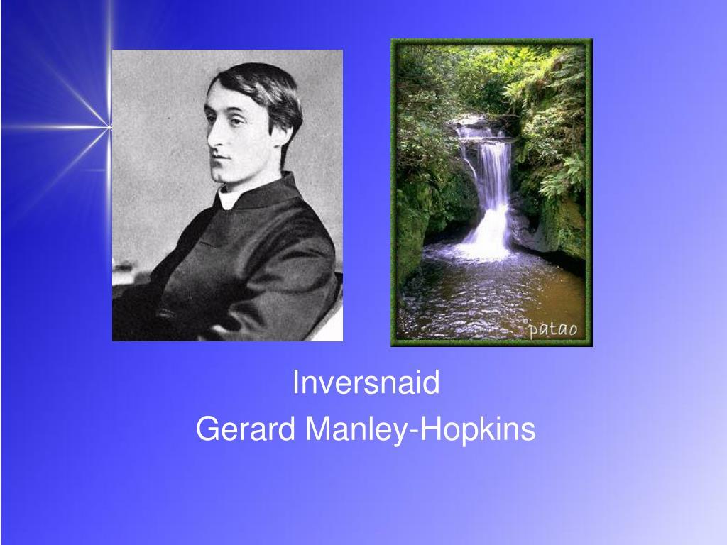 inversnaid gerard manley hopkins l.