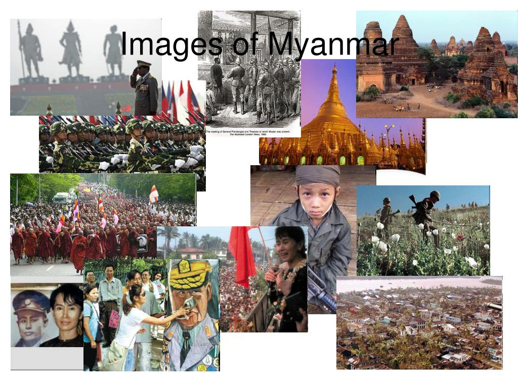 Images of Myanmar