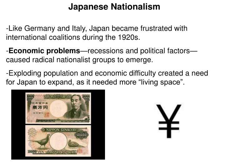 Japanese Nationalism