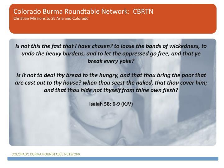 Colorado burma roundtable network cbrtn christian missions to se asia and colorado3