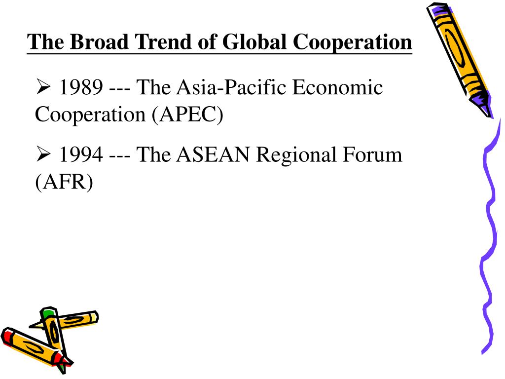The Broad Trend of Global Cooperation
