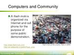 computers and community5