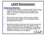leap workstreams8