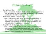 exercises hard