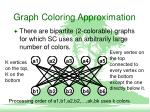 graph coloring approximation3