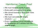 hamiltonian circuit proof4