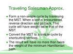 traveling salesman approx1