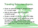 traveling salesman approx4