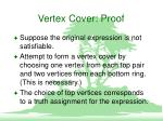 vertex cover proof3