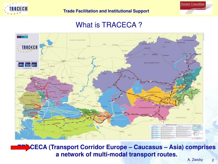 What is traceca