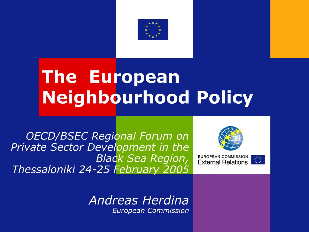 the european neighbourhood policy l.