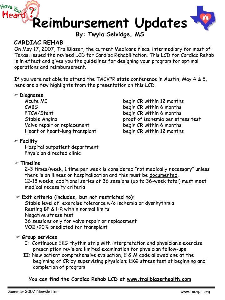 ppt texas association of cardiovascular and pulmonary