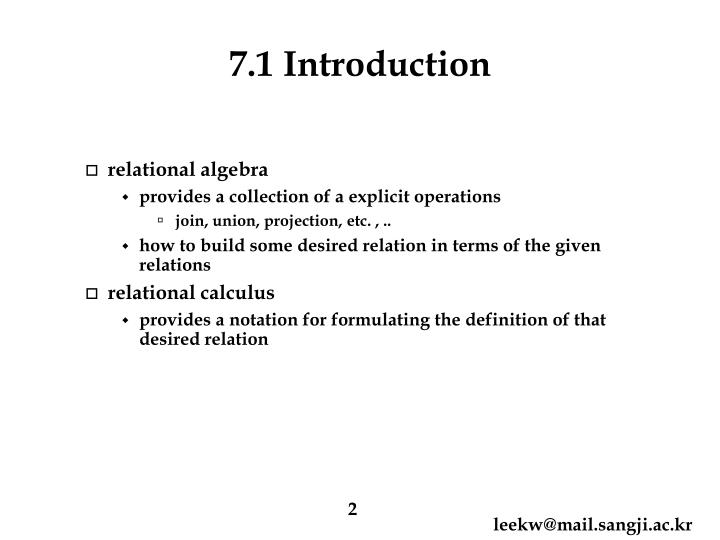 7 1 introduction